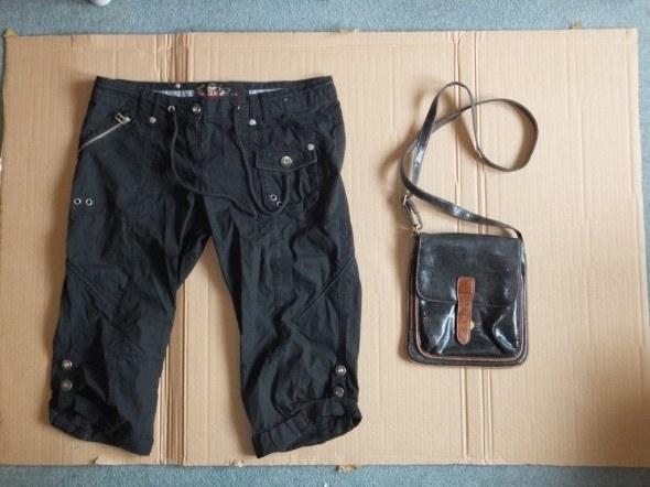 Steampunk pants & bag