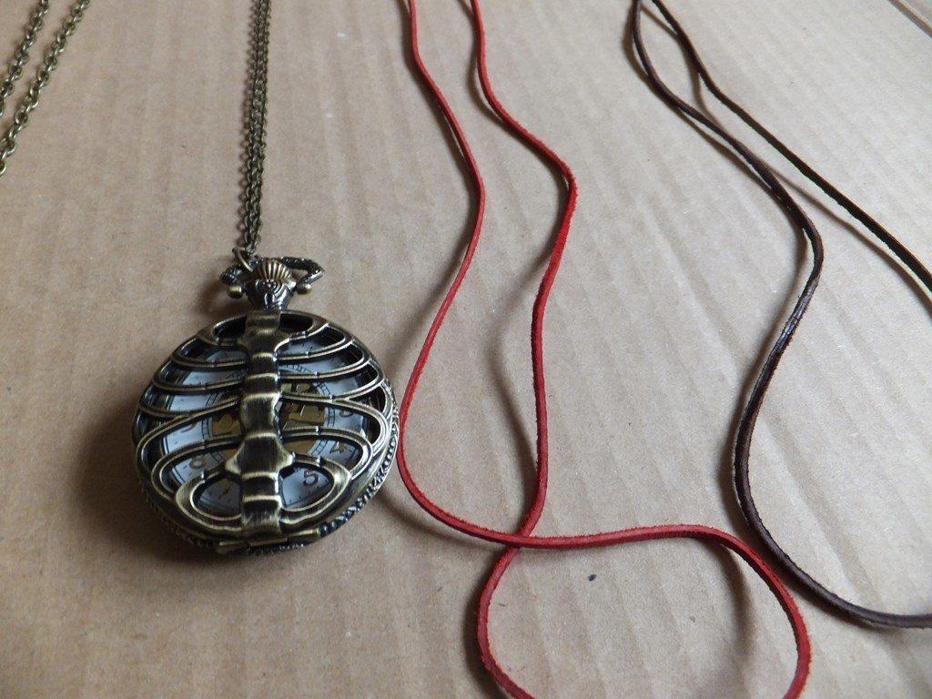 Steampunk pocketwatch